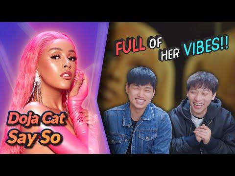 K-pop Artist Reaction Doja Cat - Say So
