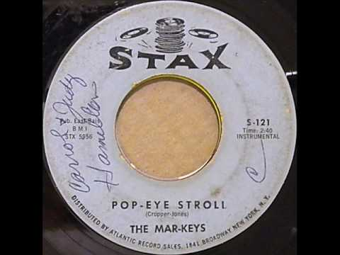 The Mar Keys Pop Eye Stroll About Noon Po Dunk Ebb Tide