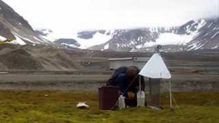 Trailer: Ny-Ålesund, a film by Ingeborg Stana