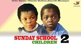 Aki & PawPaw Sunday school children 2 - Nigerian Nollywood Movie