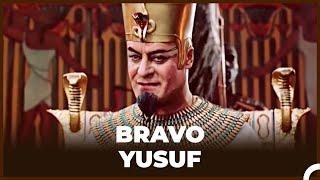 Yusuf Firavunu Kendine Hayran Bırakıyor! - Hz Yusuf 13. Bölüm