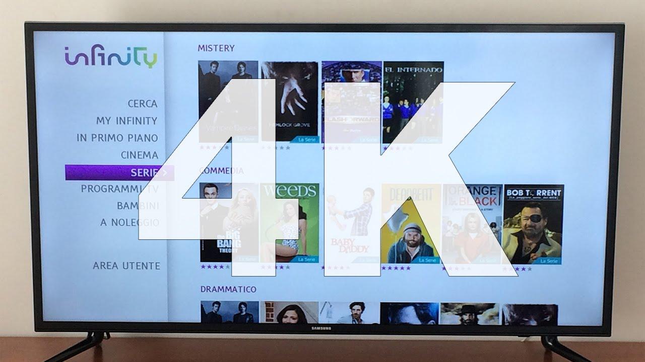 infinity 4k pro box. smart tv box android 4k! conviene? (octa-core) infinity 4k pro box