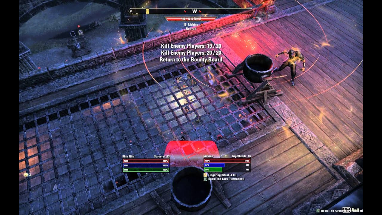 ESO - How to Farm Alliance Points