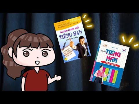 SÁCH LUYỆN VIẾT TIẾNG HÀN | Review sách tiếng Hàn | Shortie Is Here