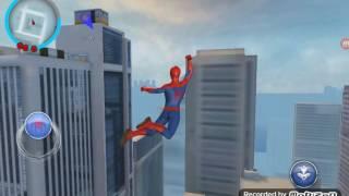 Новый человек паук 2 на андроид прохождение Часть 1