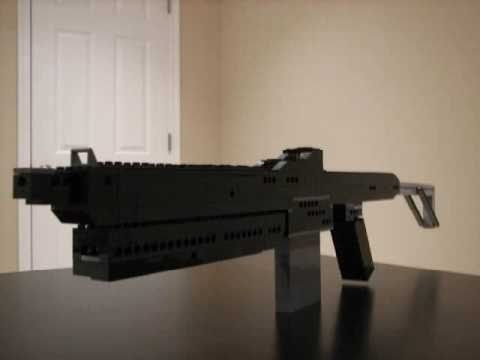 how to make a lego glock 17 instructions