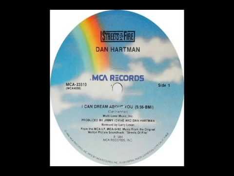 Dan Hartman - I Can Dream About You (1984)