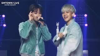 Download SMTOWN LIVE 백현 BAEKHYUN - UN Village + Candy (feat. NCT MARK)