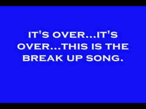 The Breakup Song (w/ Lyrics) - Cameron J. FREE Mp3 DWNLD   Random Structure TV