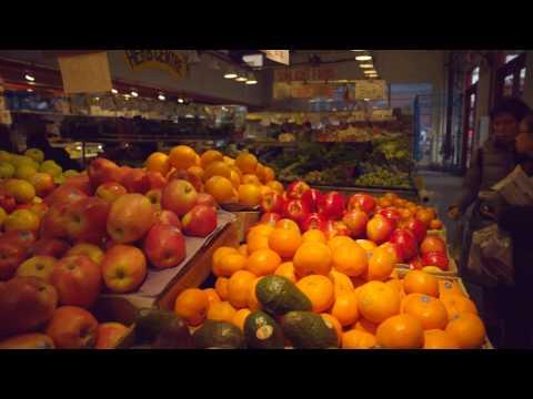 Short Granville Island Market Clips - Vancouver, Canada