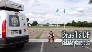 Brasília//Distrito Federal - Cidade planejada