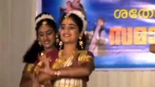 "Prayer dance (malayalam) Song: ""Sarvesha padam Namo..."""