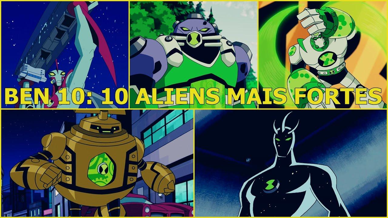 Ben 10 10 aliens mais fortes youtube ben 10 10 aliens mais fortes voltagebd Choice Image