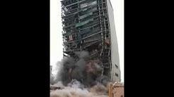 Albany Oregon IP paper mill blast
