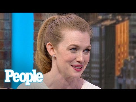 The Catch: Mireille Enos Dishes On Kerry Washington's Daughter & TGIT   People NOW  People