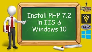 How to Install PHP in Windows 10 and IIS