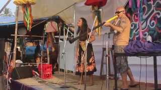 Transalento at World Mouth Harp Festival of India 2015
