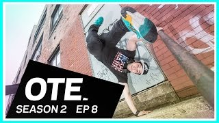 OTE: BEST FREERUNNING SPOT IN THE WORLD  - Off The Edge: A Freerunning Web Series (Season 2 – Ep. 8)