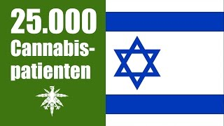 Israel: 25.000 Cannabispatienten   DHV News #74