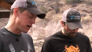 Steven Rinella and Remi Warren Hunt and Cook a Coyote - MeatEater