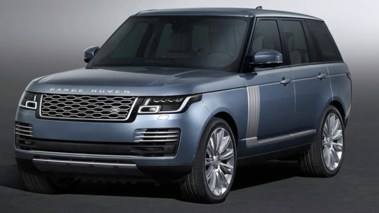 2018 range rover sv autobiography heading to la auto show 2017 youtube. Black Bedroom Furniture Sets. Home Design Ideas
