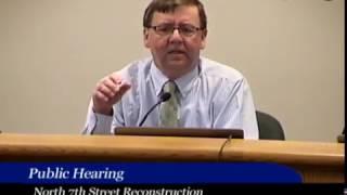 03.14.2017 Marshall City Council Meeting