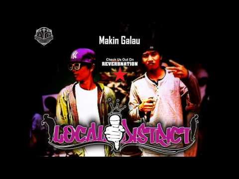 Local District - makin galau (Black and Yellow Remix)