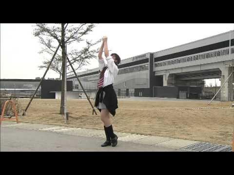 【宮島愛夏】 世界は恋に落ちている 【黒部宇奈月温泉駅】 とやまde踊ってみた