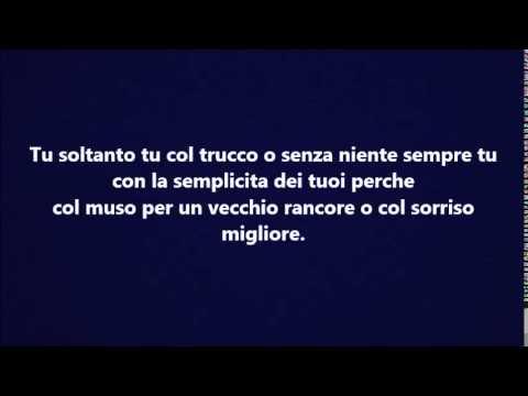 Al Bano & Romina Power - Tu, soltanto tu (Lyrics)
