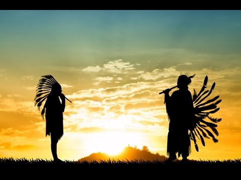 Native Music 528Hz   High Vibrational HEALING ENERGY   Gamma 40Hz Binaural Beat