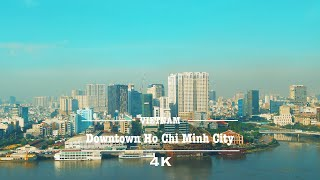 Downtown Ho Chi Minh City, Vietnam (4K) | Welcome ...