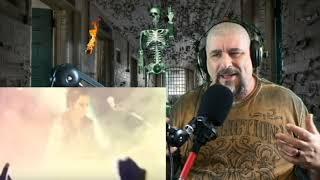 Metal Biker Dude Reacts - Avenged Sevenfold - A Little Piece Of Heaven REACTION