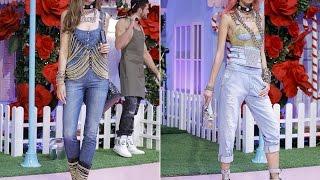 видео Модные джинсы весна 2017