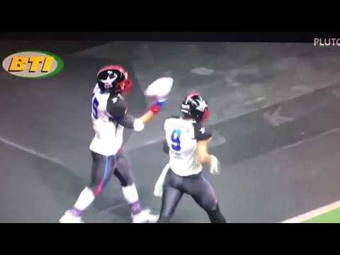 Jeremy Coleman || Champions Indoor Football League Highlights 2017
