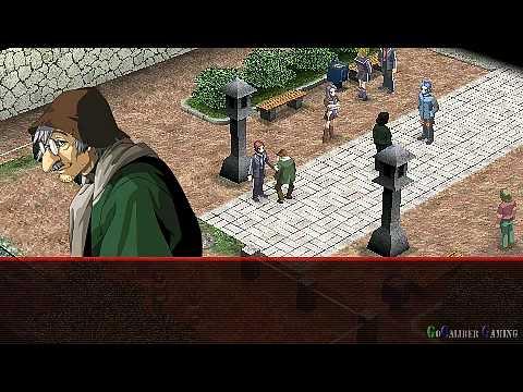 Persona 2: Innocent Sin - part 38 PSP Walkthrough - looking for rumors  