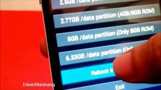 ZTE V967S How to Repartition Internal Storage (Easy Way)
