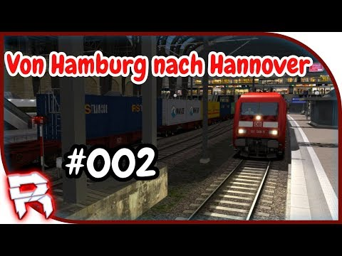 TS 2018 [Train Simulator 2018] #002 Mit dem ICE nach Hannover