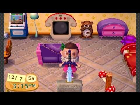 Animal Crossing: New Leaf - Day 16: Croque Monsieur
