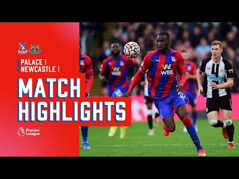 Crystal Palace Newcastle Goals And Highlights