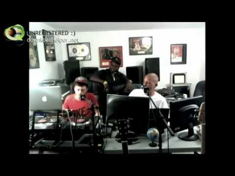 NEWPORT STRESS On Harlem Lanes Radio 8-28-12.avi