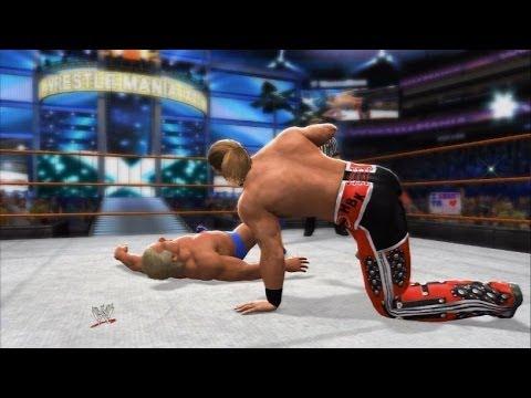 WWE 2K14 Shawn Michaels Vs Ric Flair Wrestlemania 24 Promo