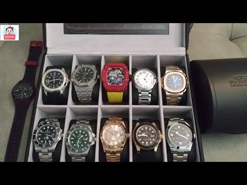 Idiot Vostok Fan Boy Fake Watch Collection. DON'T BUY FAKE WATCHES!