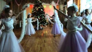 Танец снежинок. Щелкунчик