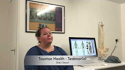Taunton Health - Testimonial For Back Pain, Neck Pain AND Posture