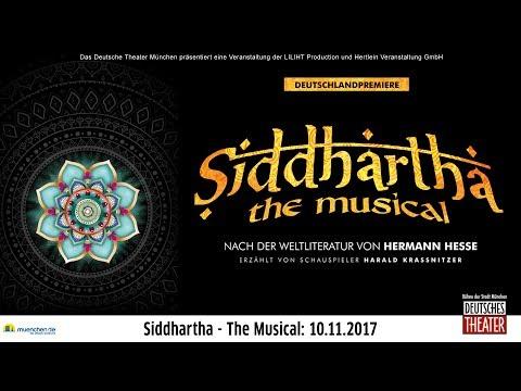 Siddhartha - The Musical im Deutschen Theater München