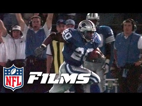 #1 Barry Sanders  | Top 10 Heisman Winners in NFL History | NFL Films
