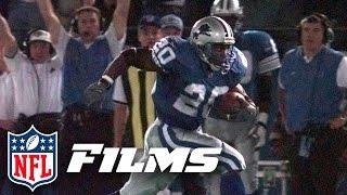 #1 Barry Sanders  | Top 10 Heisman Winners in NFL History | NFL Films