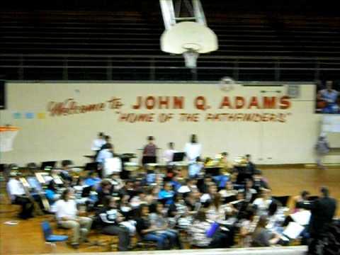 John Q. Adams Middle School Awards Ceremony