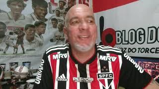 SÃO PAULO 3X1 FLUMINENSE - CAMPEONATO BRASILEIRO - ANÁLISE E NOTAS