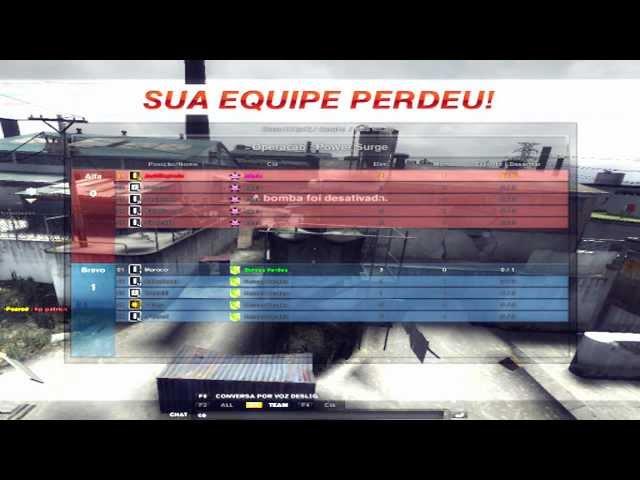 [LBCA] .::eQuix vs Boinas Verdes::. Ataque